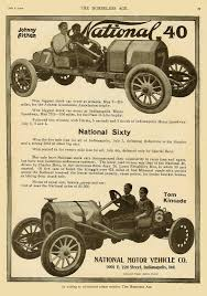 car ads in magazines directory index national ads 1910