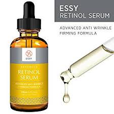 Serum Ql retinol serum with advanced anti aging anti wrinkle and
