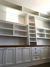 Built In Wall Shelves by Wall To Wall Builtin Shelves Young U0026 Son Woodworks Stairs