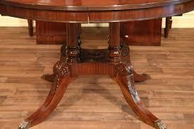 round mahogany dining table mahogany dining table dining table design ideas electoral7 com