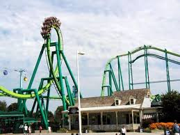 speed of roller coaster struck killed by raptor roller coaster in cedar point ny