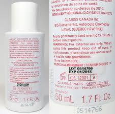 si e clarins sunscreens mineral moist neo vs clarins uv plus hp