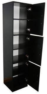 Shampoo Cabinet Italica Brand Cs06 Shampoo Or Storage Tower Cabinet With 3 Doors