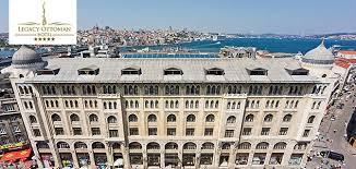 Legacy Ottoman Legacy Ottoman Hotel Harmony Spa Istanbul Masaj Fırsatları