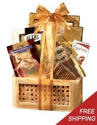 dark chocolate lover u0027s healthy gift basket for christmas