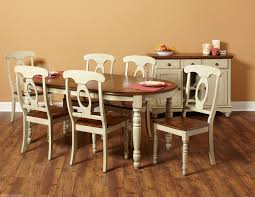 Inspiring French Country Dining Tables And Chairs  With - French dining room sets