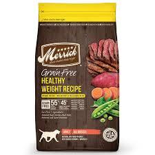 purina light and healthy amazon com merrick grain free healthy weight recipe dry dog food
