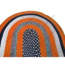 Amish Braided Rugs Great Antique Folk Art American Braided Rug Rr2712 Joenevo