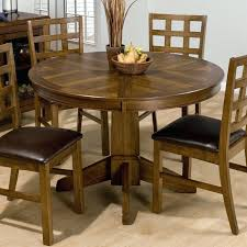 Round Espresso Dining Table Dining Room Table Sets Butterfly Leaf Espresso Dining Table