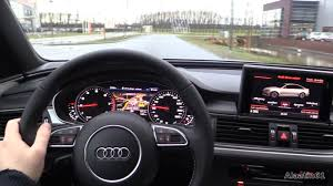 2000 Audi A6 Interior 2017 Audi A6 Test Drive Youtube