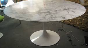 dining tables saarinen oval dining table knock off platner dwr