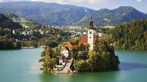slovenia lake lake bled the natural beauty of slovenia part 1 hd youtube