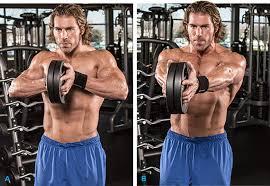 program latihan untuk membentuk otot dada dengan maksimal