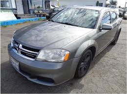 dodge avenger gray 2013 dodge avenger from seattle auto inc
