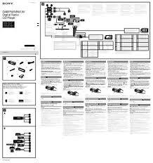 sony xplod 52wx4 wiring diagram sony xplod wiring harness sony
