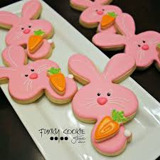 Decorate Easter Cookies Videos by 276 Best Cookies Easter Spring Images On Pinterest Easter