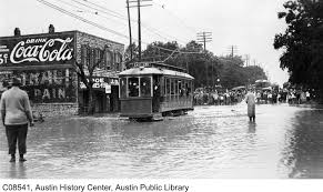 Austin Flooding Map by Flood Waters At Shoal Creek And West 6th Street The Portal To