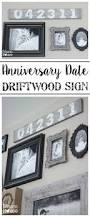 horseshoe decorations for home anniversary date driftwood sign driftwood signs video home and