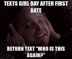 First Internet Meme - 20 funny memes about first date disasters sayingimages com