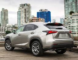 2015 lexus lineup 2015 lexus nx lineup to open at 35 405 kelley blue book