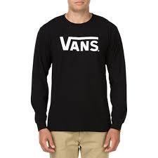 vans sweater vans ls shop mens tees at vans