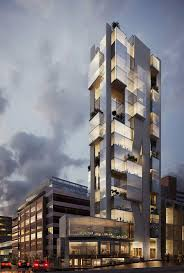 persis tower architectural visualization arch student com