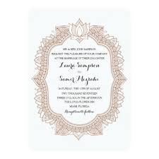 henna invitation henna invitations announcements zazzle co uk