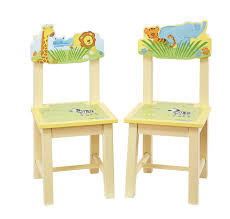 guidecraft childrens table and chairs safari savanna smiles kids table 2 chairs set by guidecraft free