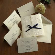 embossed wedding invitations wordings diy embossed wedding invitations embossed wedding