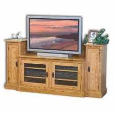 Tv Tables For Flat Screens Amish Made Flat Screen Television Stands