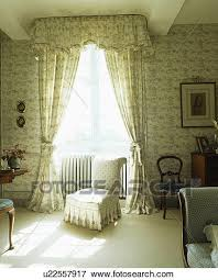 Small Upholstered Chair For Bedroom Picture Of Country Bedroom With Small Upholstered Chair In Front
