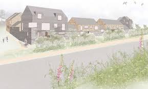 build on site homes teignbridge district council permissions 20 home custom build site