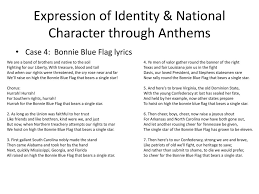 The Bonnie Blue Flag Borders Aspects Of Territorial And Group Identities Ppt Download