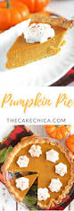 Keeping Pumpkin Pie Crust Getting Soggy by The Quintessential Pumpkin Pie The Cake Chica