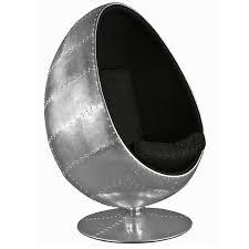 spitfire egg pod chair inspired by eero aarnio a modern world ltd