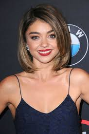 modern family hairstyles short hairstyles for round faces hubz