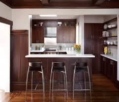 furniture stained wood kitchen island combine dark countertop
