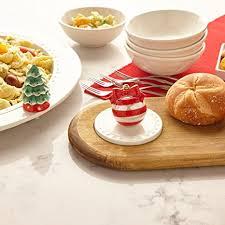 nora fleming pearl serving platter b5 home