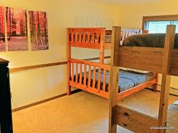 2 Floor Bed Killington Ski House Photos Killington Vacation Rental