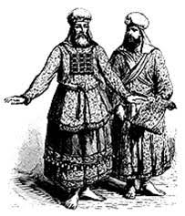 aaron high priest garments the prophet jeremiah and the five guardians