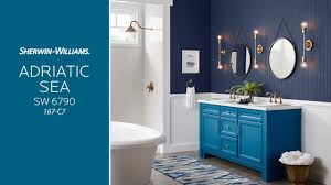 june 2017 color of the month adriatic sea sherwin williams