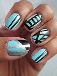 52 most stylish blue nail art ideas favorite blue for summer