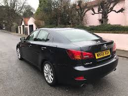 gumtree lexus cars glasgow lexus is 250 2006 full service history 6 speed in ipswich