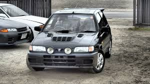 nissan sunny 1990 jdm pulsar gti r for sale jdm expo 2411 s7890 youtube