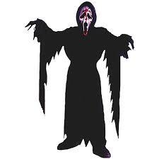 Boys Halloween Costumes Walmart Fun Bleeding Ghost Face Child Halloween Costume Walmart
