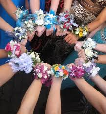 Corsages For Homecoming 20 Blue Corsage Flowers Prom Flowers On Trend Prom All