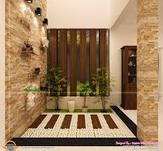 style house plans with interior courtyard home interior design kerala home design plan