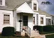 Front Porch Awnings Awnings U0026 Canopies Anderson In Mofab Inc