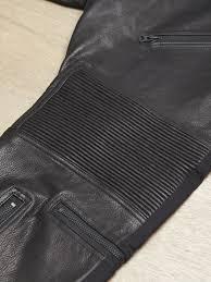 Cowhide Pants Sasquatchfabrix Sasquatchfabrix Mens Cowhide Leather Flight Pants