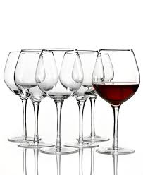 lenox tuscany wine glasses 6 value set all glassware
